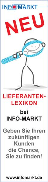 INFO-MARKT LIEFERANTEN-LEXIKON